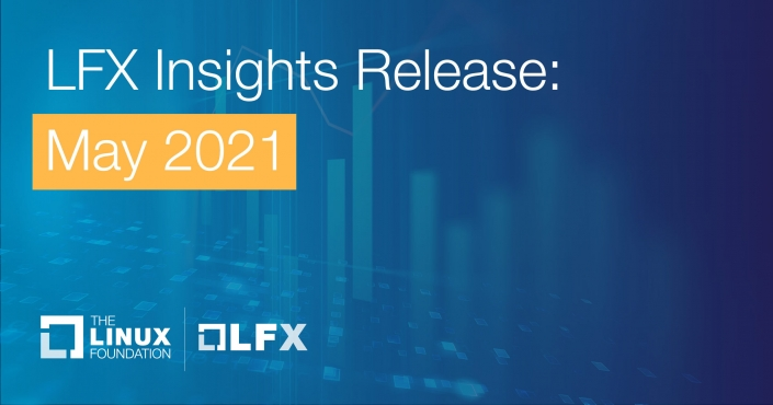 LFX Insights Release: May 2021